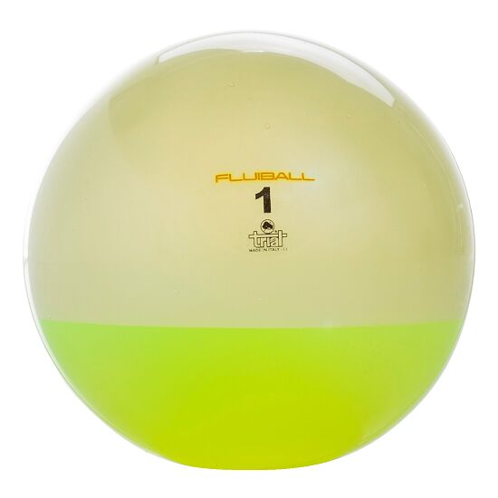 Trial® Fluiball 1 kg, Gelb