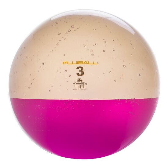 Trial® Fluiball 3 kg, Pink