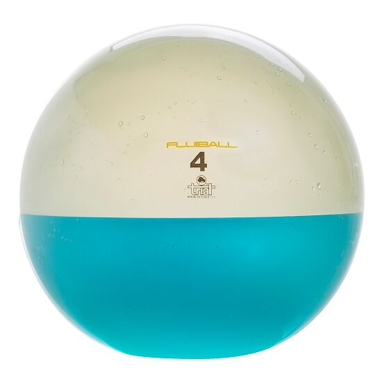 Trial® Fluiball 4 kg, Hellblau