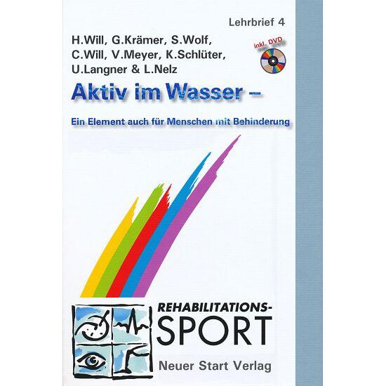 """Handbuch und Lehrbrief  """"Aktiv im Wasser"""" inkl. DVD"""