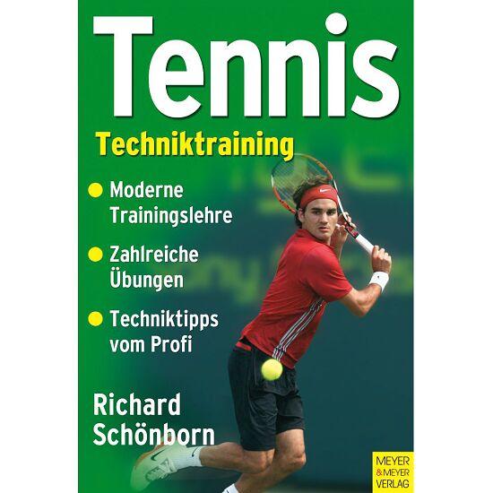 """Buch """"Tennis - Techniktraining"""""""