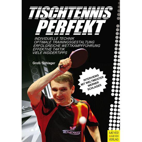 "Buch ""Tischtennis perfekt"""