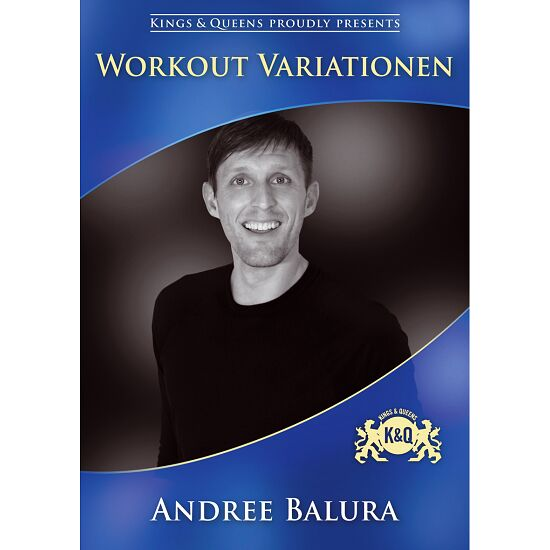 "DVD ""Workout Variationen by Andree Balura"""