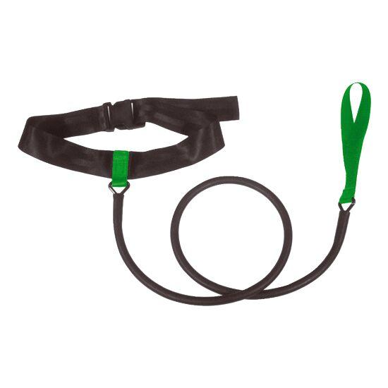 StrechCordz® Aqua-Gym Short-Belt Grün, Zugstärke 3,6-10,8 kg