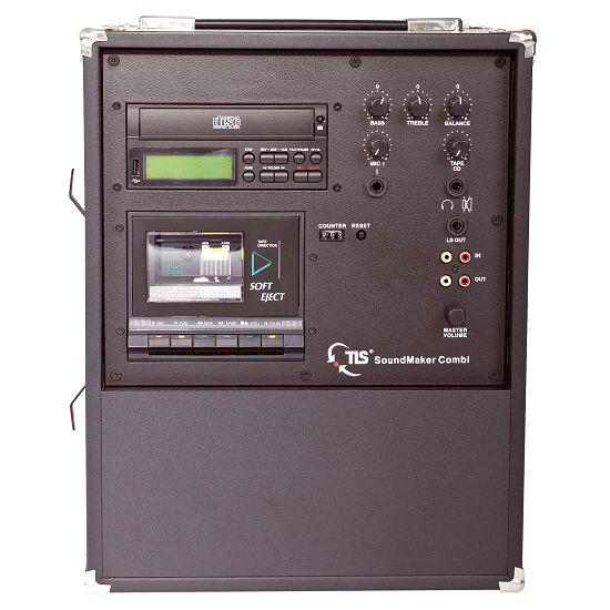 """TLS® Combibox """"SoundMaker Combi Rec Funk"""" CD-Player mit Pitch, ohne Rec."""