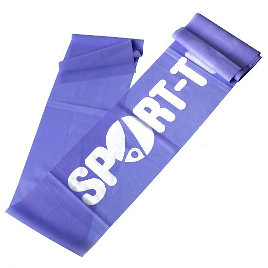 Sport-Thieme® Fitness-Band 150 2 m x 15 cm, Violett = stark