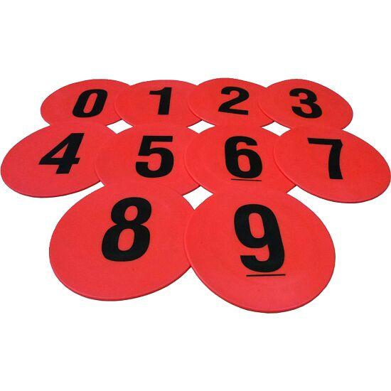 Set Bodenmarkierungen 0-9