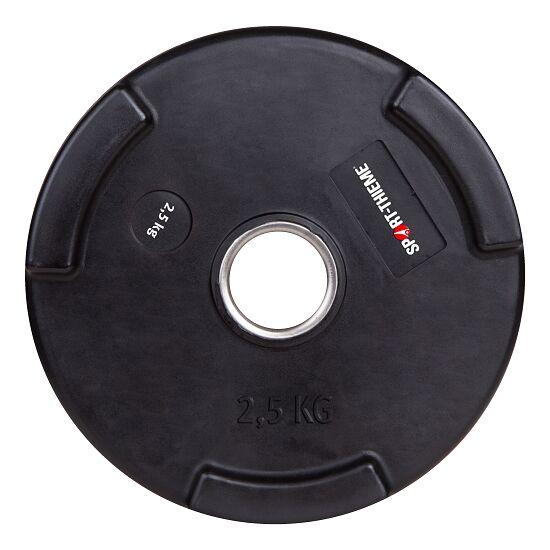 Sport-Thieme® Wettkampf-PU-Hantelscheibe 2,5 kg