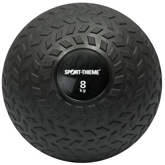 Sport-Thieme® Slam Ball 8 kg, Schwarz