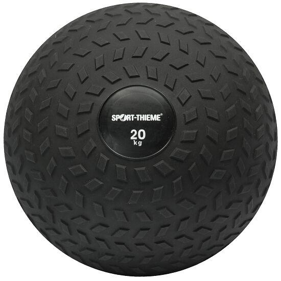 Sport-Thieme® Slam Ball 20 kg, Schwarz