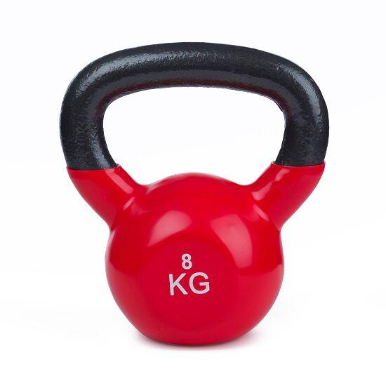 Sport-Thieme® Kettlebell Vinyl 8 kg, Rot