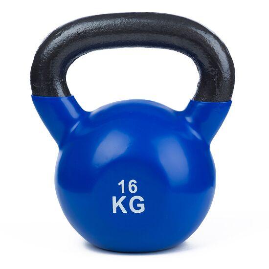 Sport-Thieme® Kettlebell Vinyl 16 kg, Blau