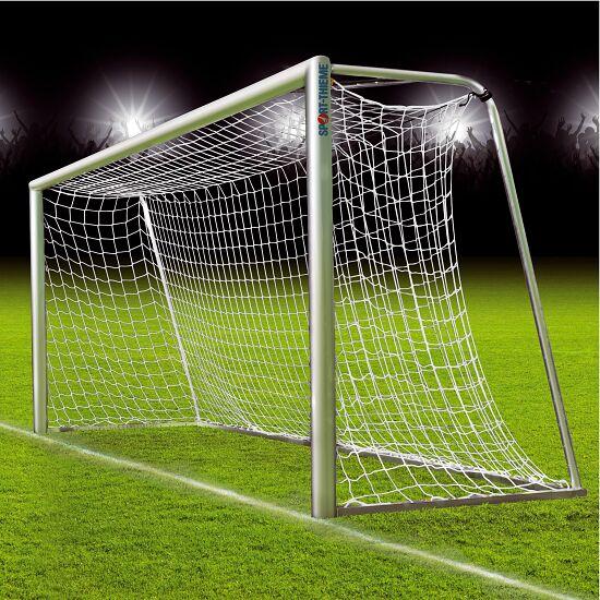 Jugendfußballtor 5x2 m vollverschweißt, mit Bodenrahmen 1,50 m