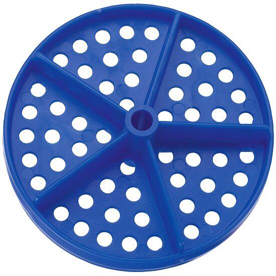 Lochscheibe für Competitor™ Schwimmleine Standard ø 100 mm (2er Set) Blau