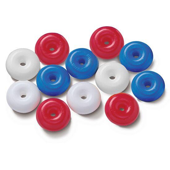 Schwimmkörper/Donut für Competitor™ Schwimmleine Standard und Gold Rot