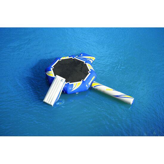 Aquaglide® Rebound Rebound 12'', Wassertrampolin, inkl. Rutsche und Rolle