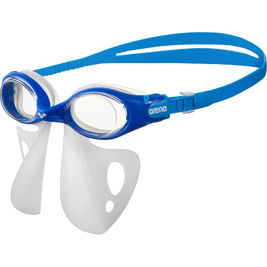 Arena® Freestyle Breather Kit Blue-Clear/Junior