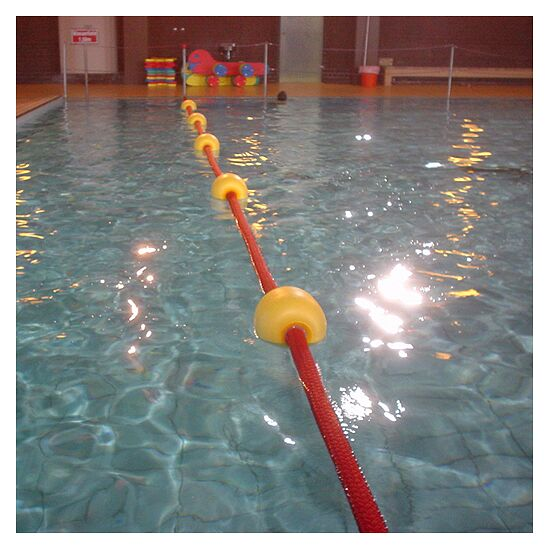Sicherheitstrennleine inkl. Großschwimmkugel