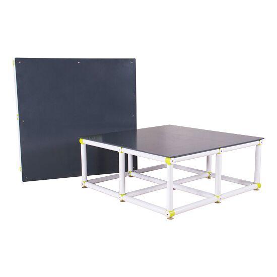 Modulare Aqua-PVC-Plattform 100x100x25cm