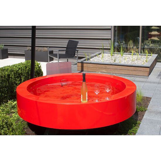 "Outdoor-Badewanne ""Hot Tub 2.0"" Rot"