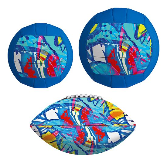 Neopren Aqua-Ball-Set