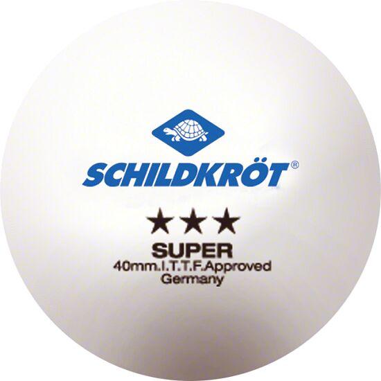 """Schildkröt® Tischtennisbälle """"3 *** Super"""" 4er Set"""