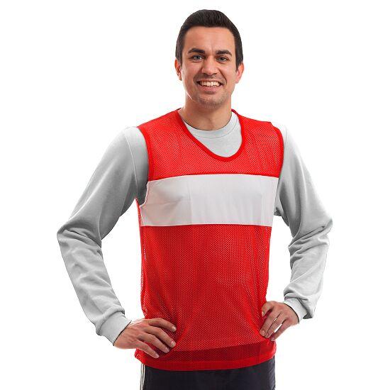 Sport-Thieme® Kennzeichnungsweste mit Sponsorenfeld Rot