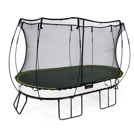 Springfree™ Trampolin Oval, 2,4x4,0 m