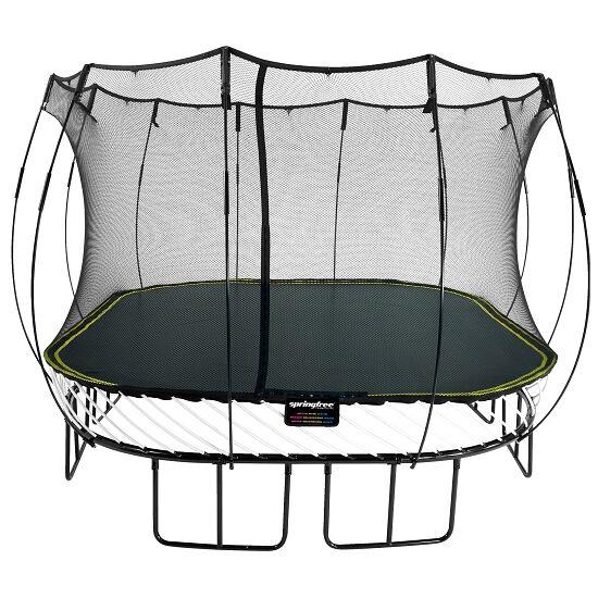 Springfree™ Trampolin Quadratisch, 3,4x3,4 m
