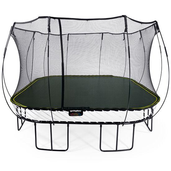 Springfree™ Trampolin Quadratisch, 4,0x4,0 m