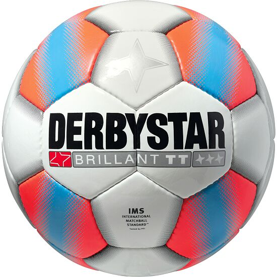 "Derbystar® Fußball ""Brillant TT Orange"""
