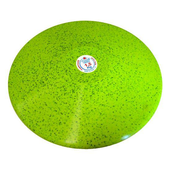 Trial® Diskus 1,5 kg, Grün (Frauen)