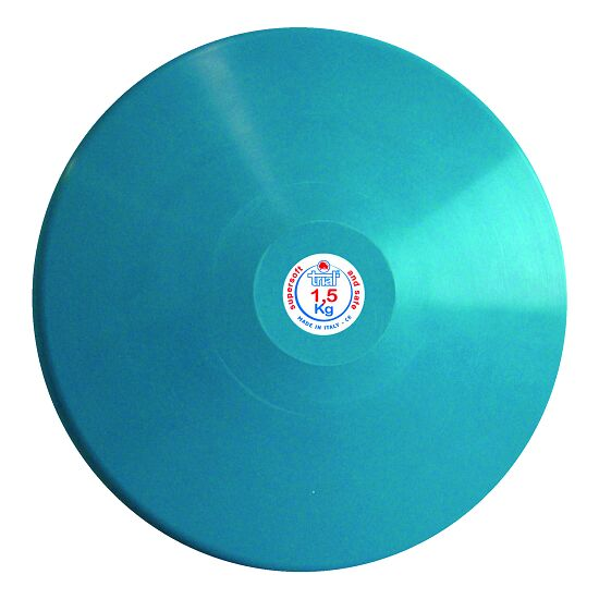 Trial® Diskus 1,5 kg, Hellblau (Männer)