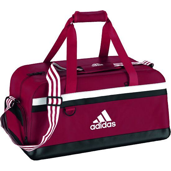 "Adidas® Teambag M ""Tiro 15"" 29x60x29 cm, Rot-Weiß"