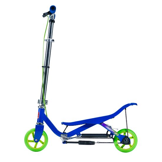 Wipproller Junior Space Scooter® X360 Blau