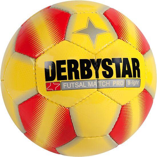 """Derbystar® Futsalball """"Futsal Match Pro Light"""" S-Light, Gr. 4"""