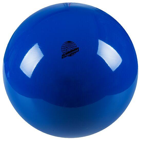 "Sport-Thieme® Hochglänzender Wettkampf-Gymnastikball ""420"" Blau"