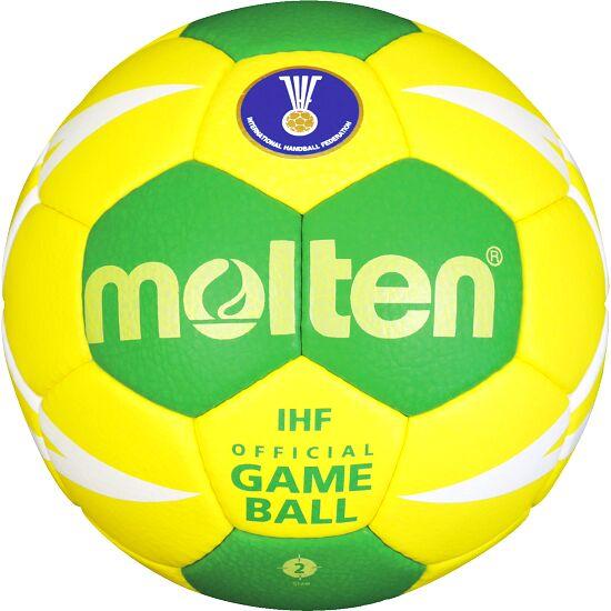 """Molten® Handball """"HX5001-YG"""" Größe 2"""