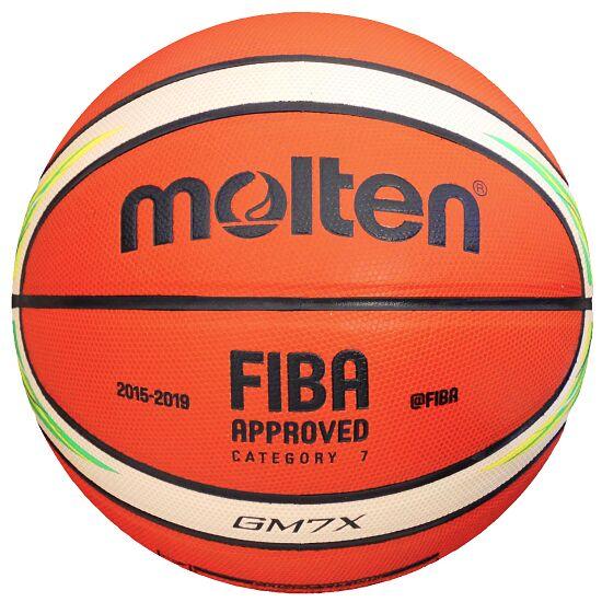 "Molten® Basketball ""GM7X-YG"""