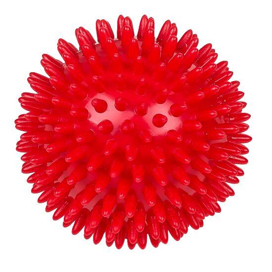 Sport-Thieme® Noppenball weich Rot, 9 cm