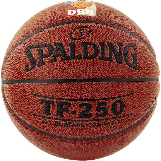 "Spalding® Basketball ""TF 250 DBB"" Größe 5"