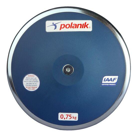 Polanik® Wettkampf-Diskus 0,75 kg
