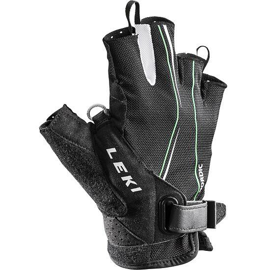 "Leki® Nordic Walking Handschuhe ""Nordic Lite Shark Short"" 6"