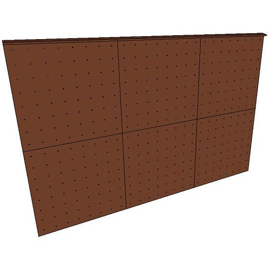 "OnTop® Boulderwand-Bausatz ""Outdoor Basic"", Höhe 2,48m 372 cm, Ohne Überhang"