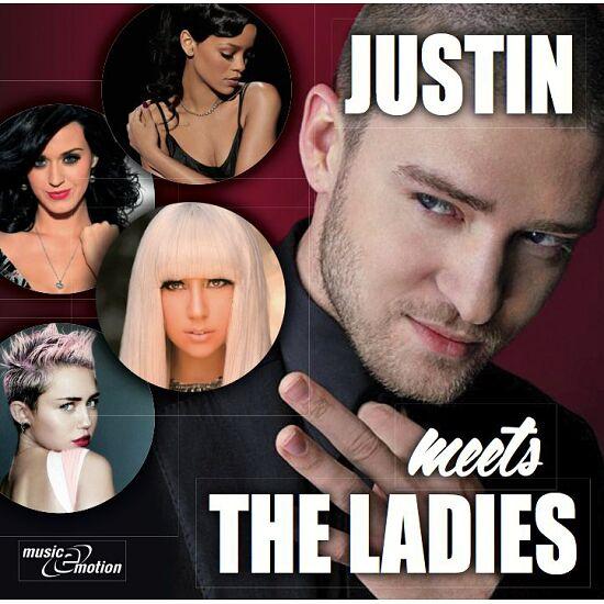 "CD ""Justin Meets The Ladies"""