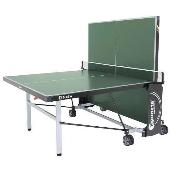 """Sponeta® Tischtennisplatte  """"S 5-72 e / S 5-73 e"""" Grün"""
