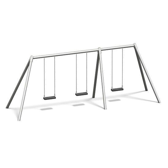 Playparc Dreifachschaukel Metall Aufhängehöhe 220 cm
