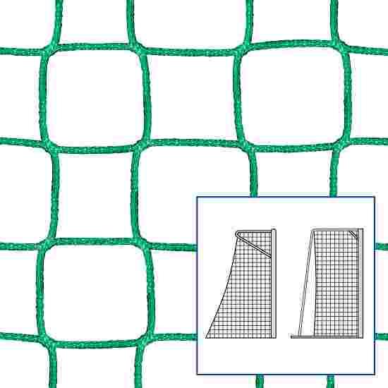 """""""80/100 cm"""" Small Pitch / Handball Goal Net Green, 4 mm"""