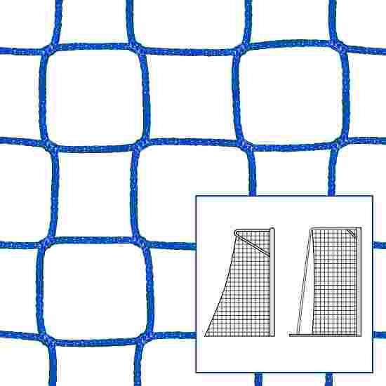 """""""80/100 cm"""" Small Pitch / Handball Goal Net Blue, 4 mm"""