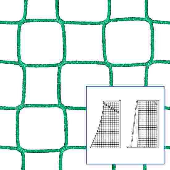 """""""80/100 cm"""" Small Pitch / Handball Goal Net Green, 5 mm"""